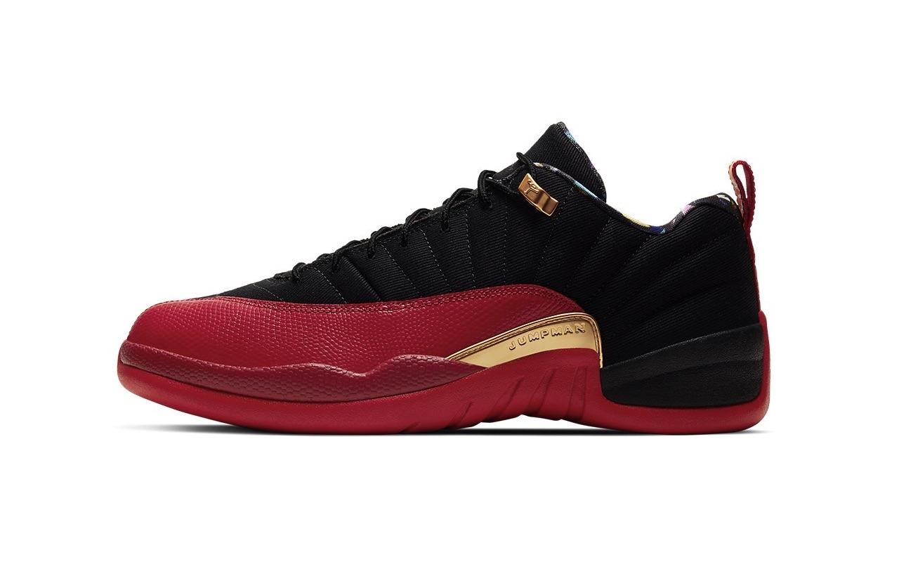 Nike Jordan Brand Super Bowl LV Special Air Jordan 12 Low Colorway