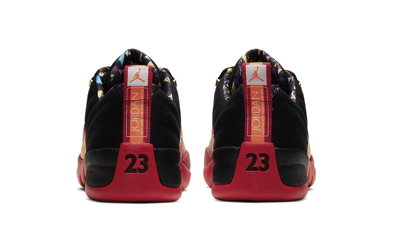 Nike Jordan Brand Super Bowl LV Special Air Jordan 12 Low Price