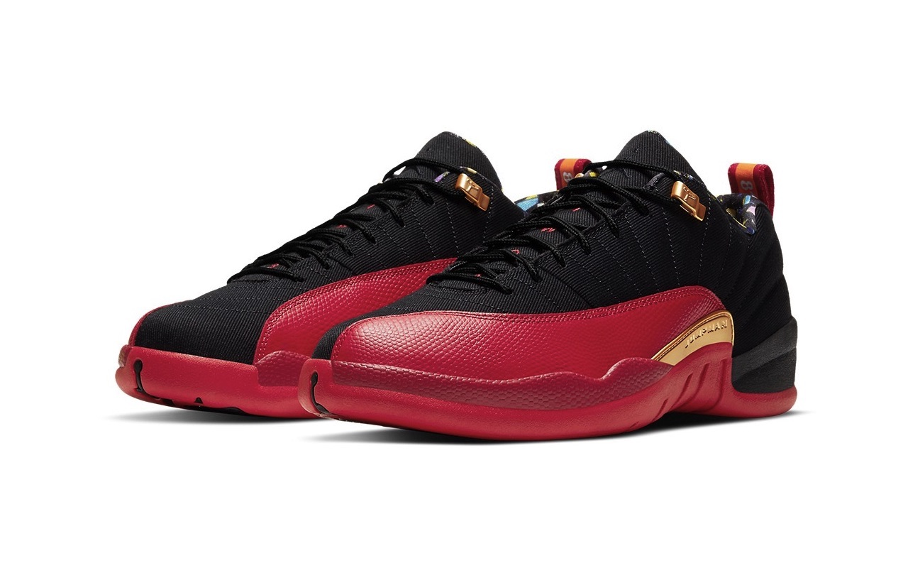 Nike Jordan Brand Super Bowl LV Special Air Jordan 12 Low Where to Buy