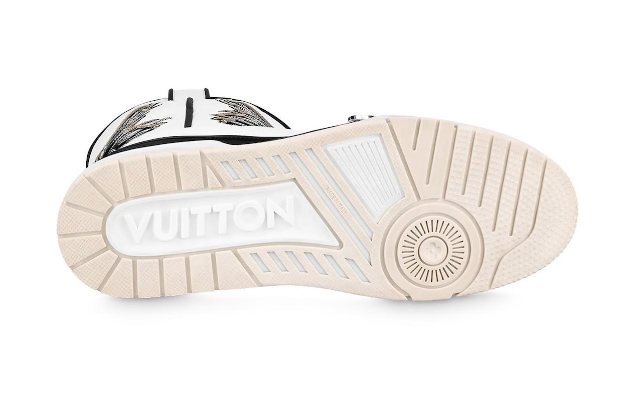 Virgil Abloh Louis Vuitton Trainer Sneaker Boots