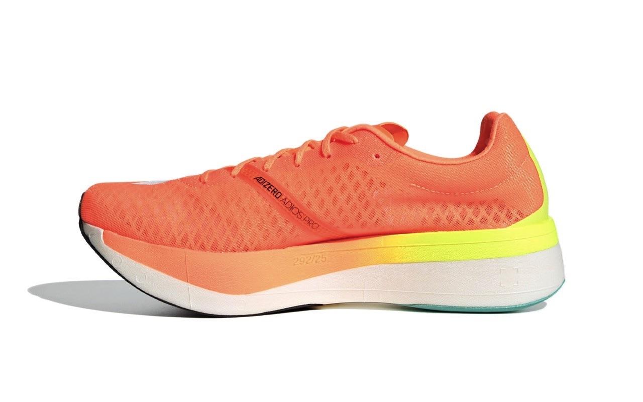 Adidas Adizero Adios Pro Screaming Orange Images