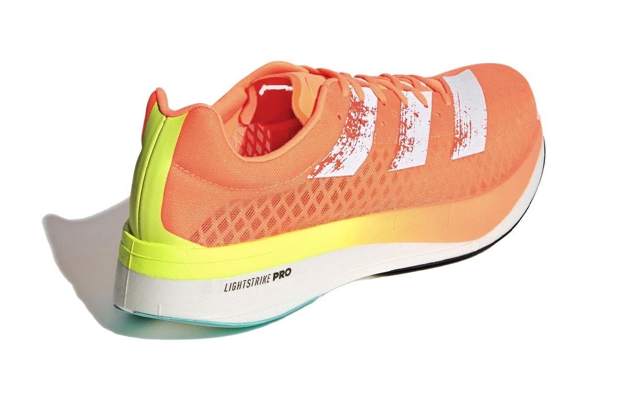 Adidas Adizero Adios Pro Screaming Orange Launch