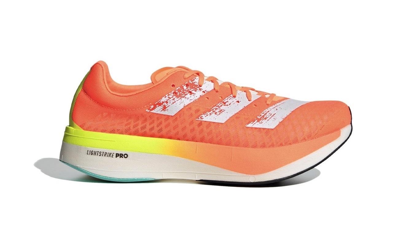 Adidas Adizero Adios Pro Screaming Orange