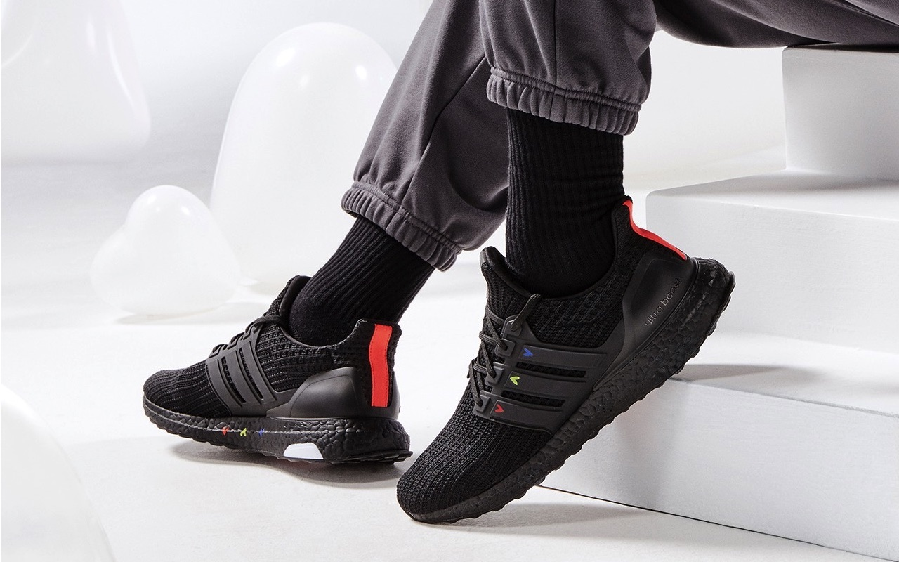 Adidas Ultraboost 4.0 DNA Valentines Day 2021 Black