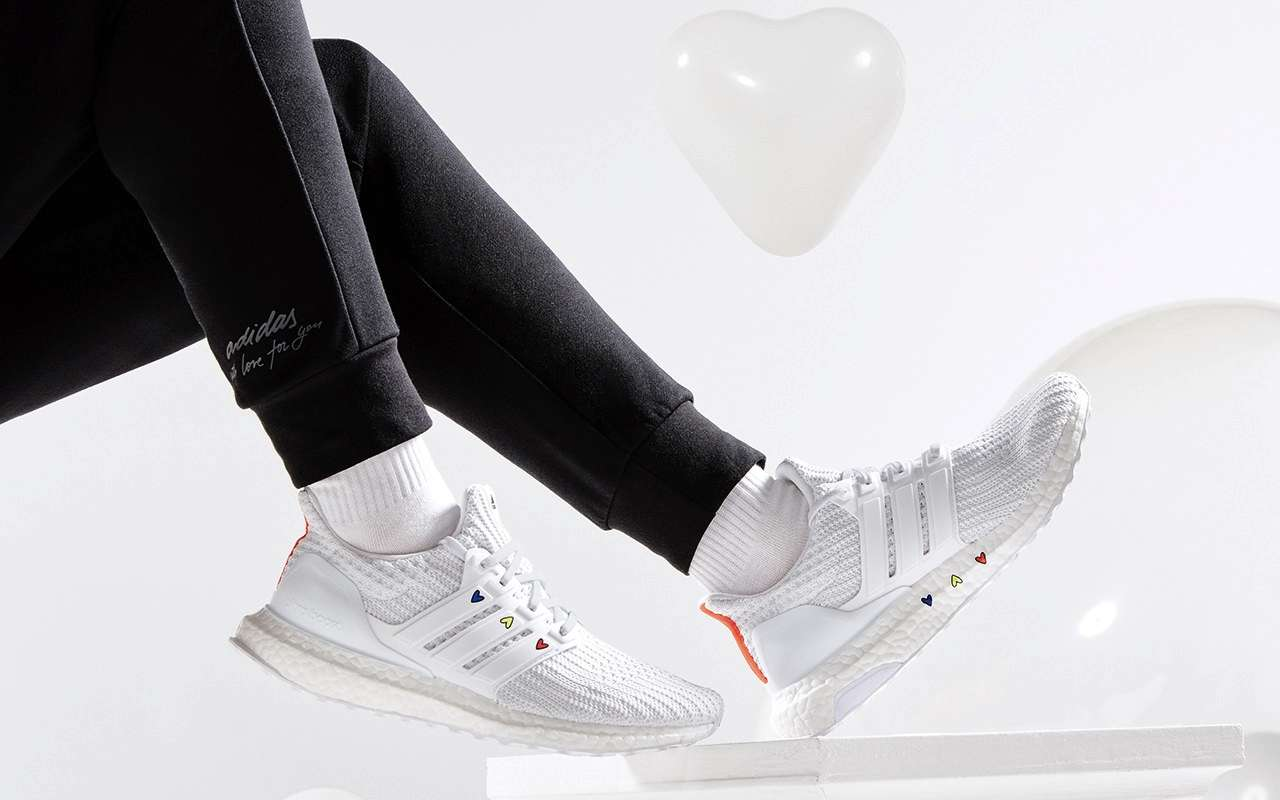 Adidas Ultraboost 4.0 DNA Valentines Day 2021