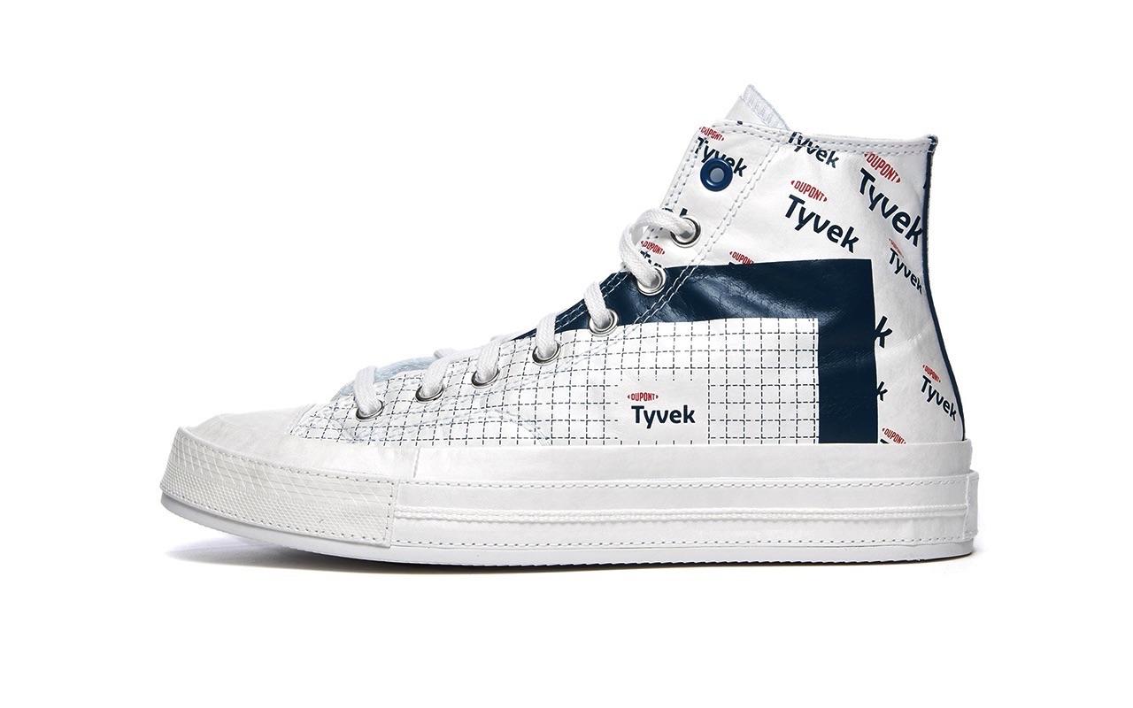 Converse Chuck 70 Hi DuPont Tyvek