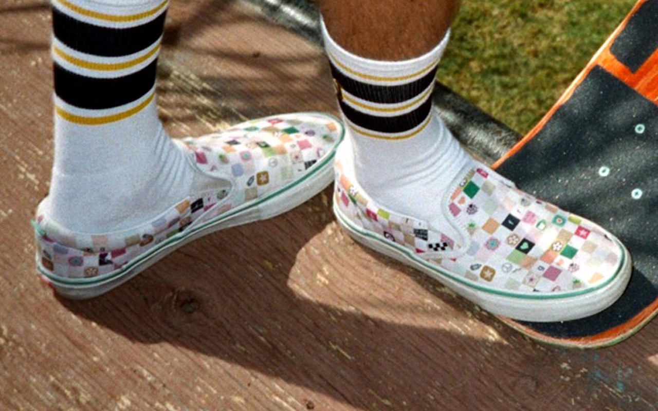 Frog Skateboards and Vans Old Skool and Slip-On Where to Buy