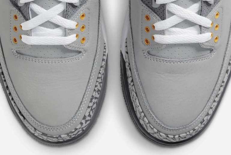 Nike Air Jordan 3 Cool Grey Availability
