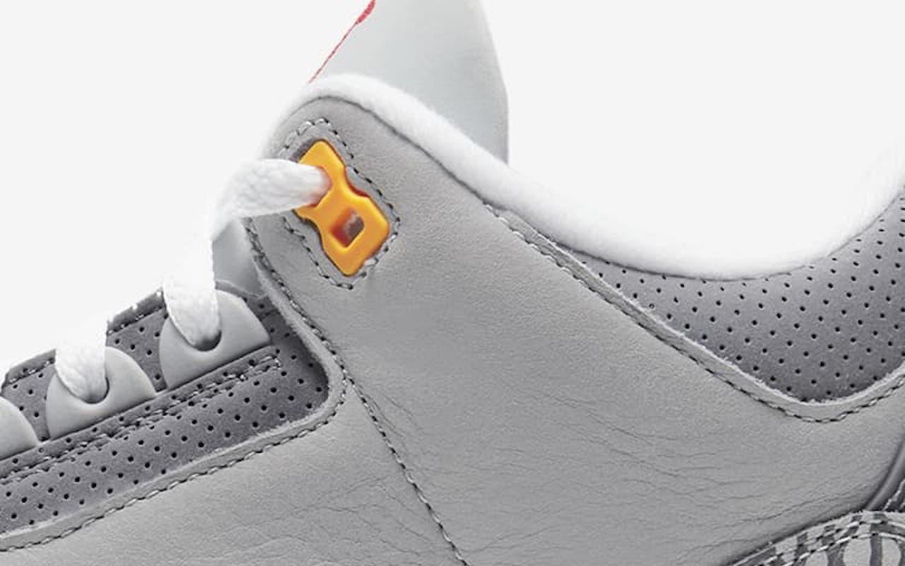 Nike Air Jordan 3 Cool Grey Design
