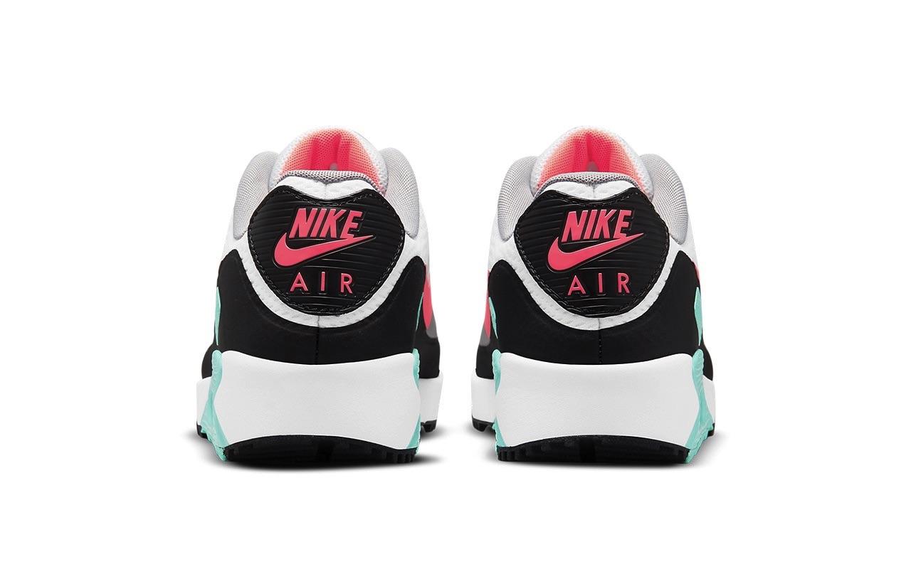 Nike Air Max 90 Golf Miami Vice 2021 Shoes