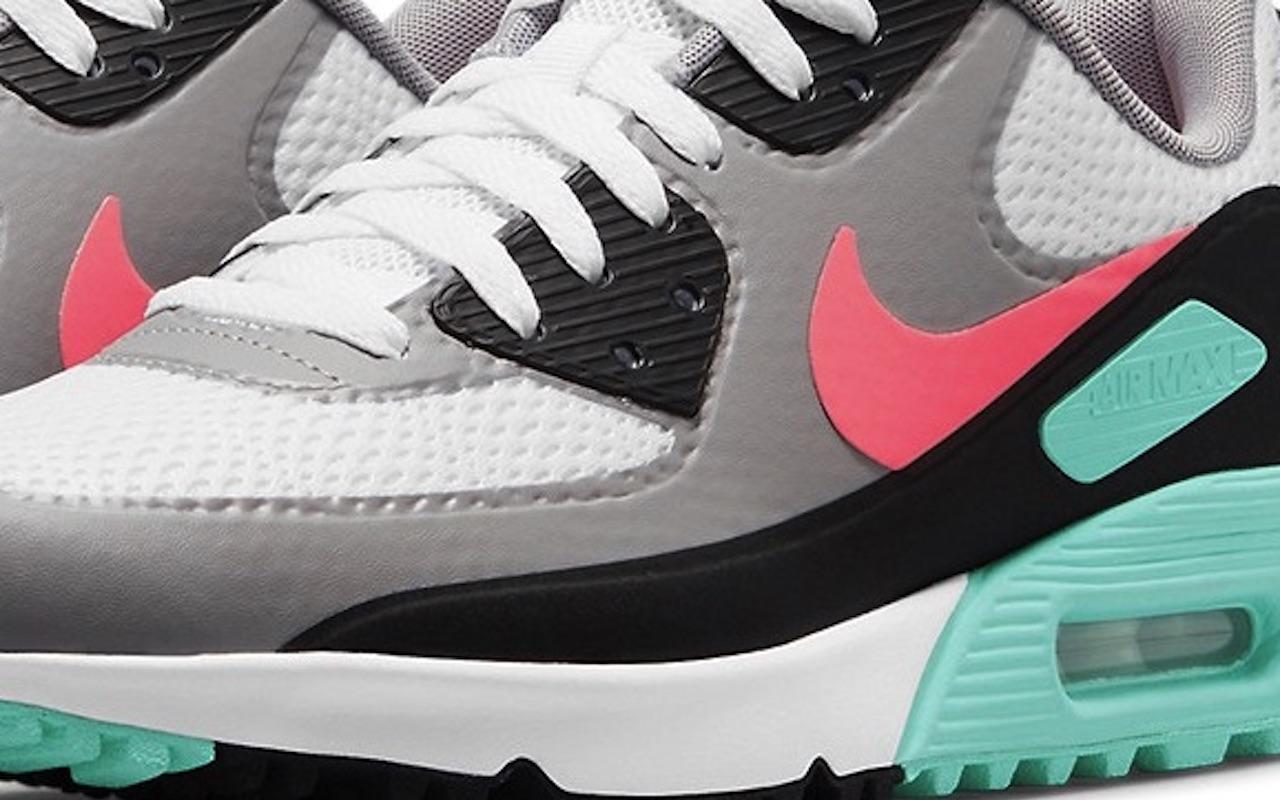 Nike Air Max 90 Golf South Beach Colorway Price
