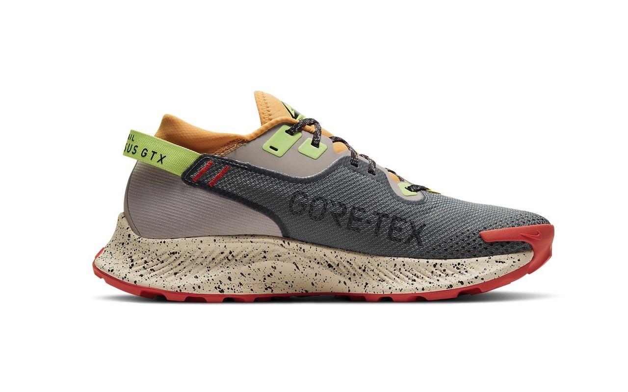 Nike Pegasus Trail 2 GORE-TEX Smoke Grey Launch