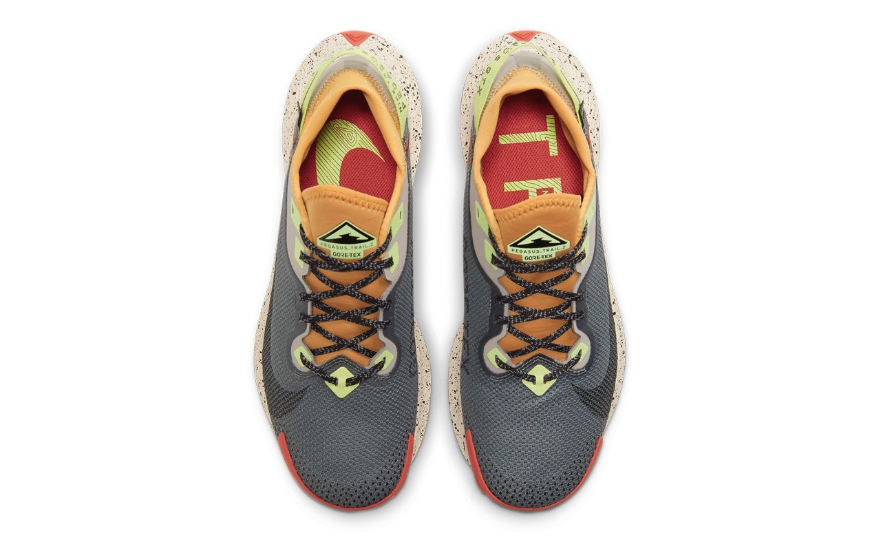 Nike Pegasus Trail 2 GORE-TEX Smoke Grey Release