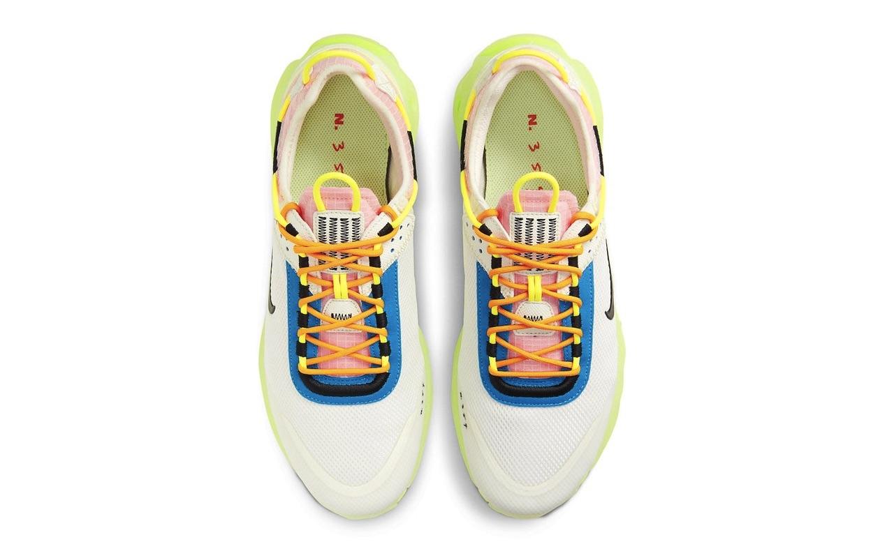 Nike React Live Barely Volt Design