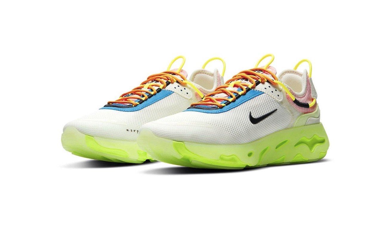 Nike React Live Barely Volt Launch