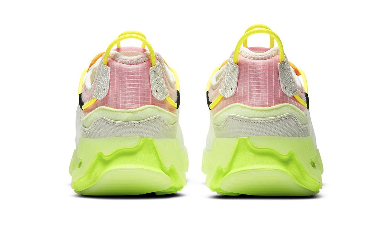 Nike React Live Barely Volt Price