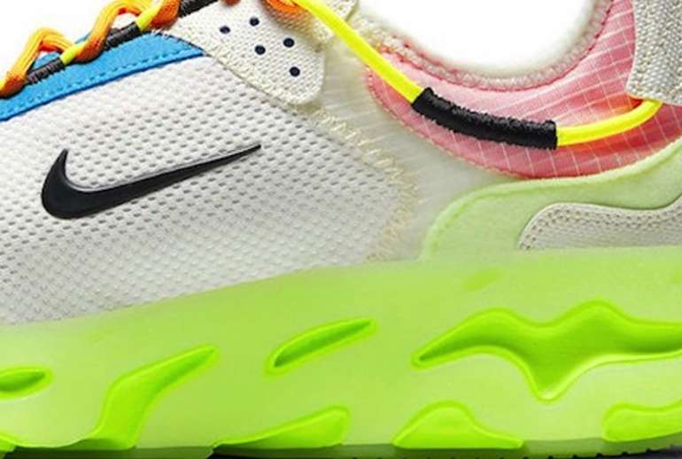 Nike React Live Barely Volt Release Date