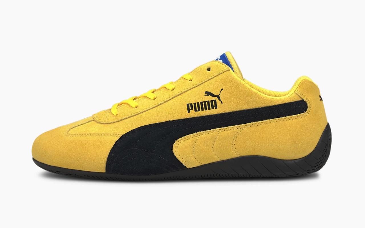 PUMA Speedcat OG Sparco Maize-Puma Black Where to Buy