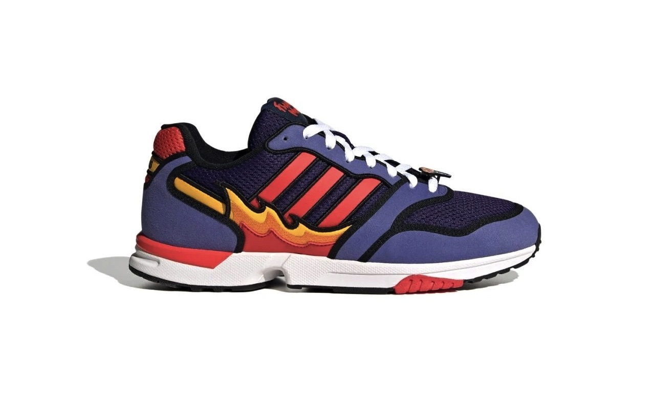 The Simpsons Adidas ZX 1000