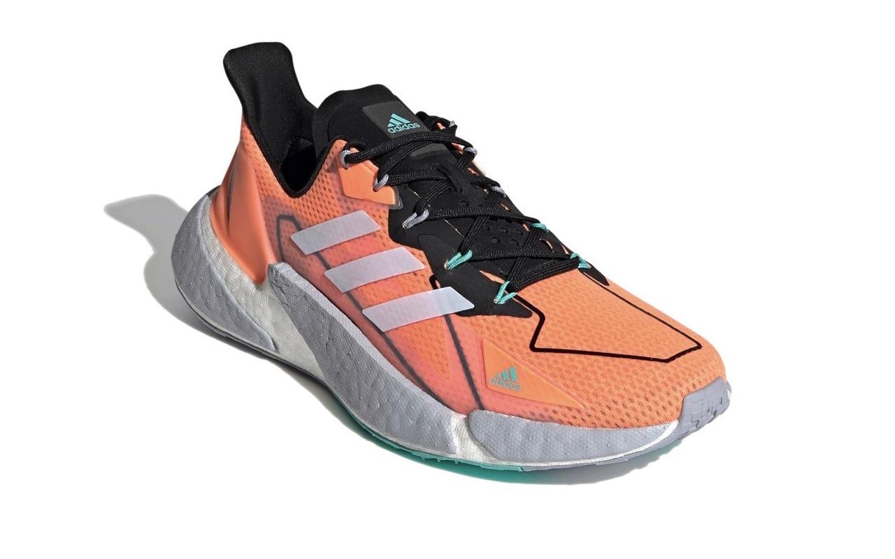 Adidas X9000L4 HEAT.DRY Runners Launch