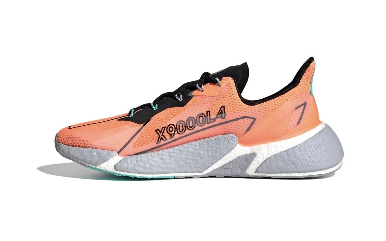 Adidas X9000L4 HEAT.DRY Runners