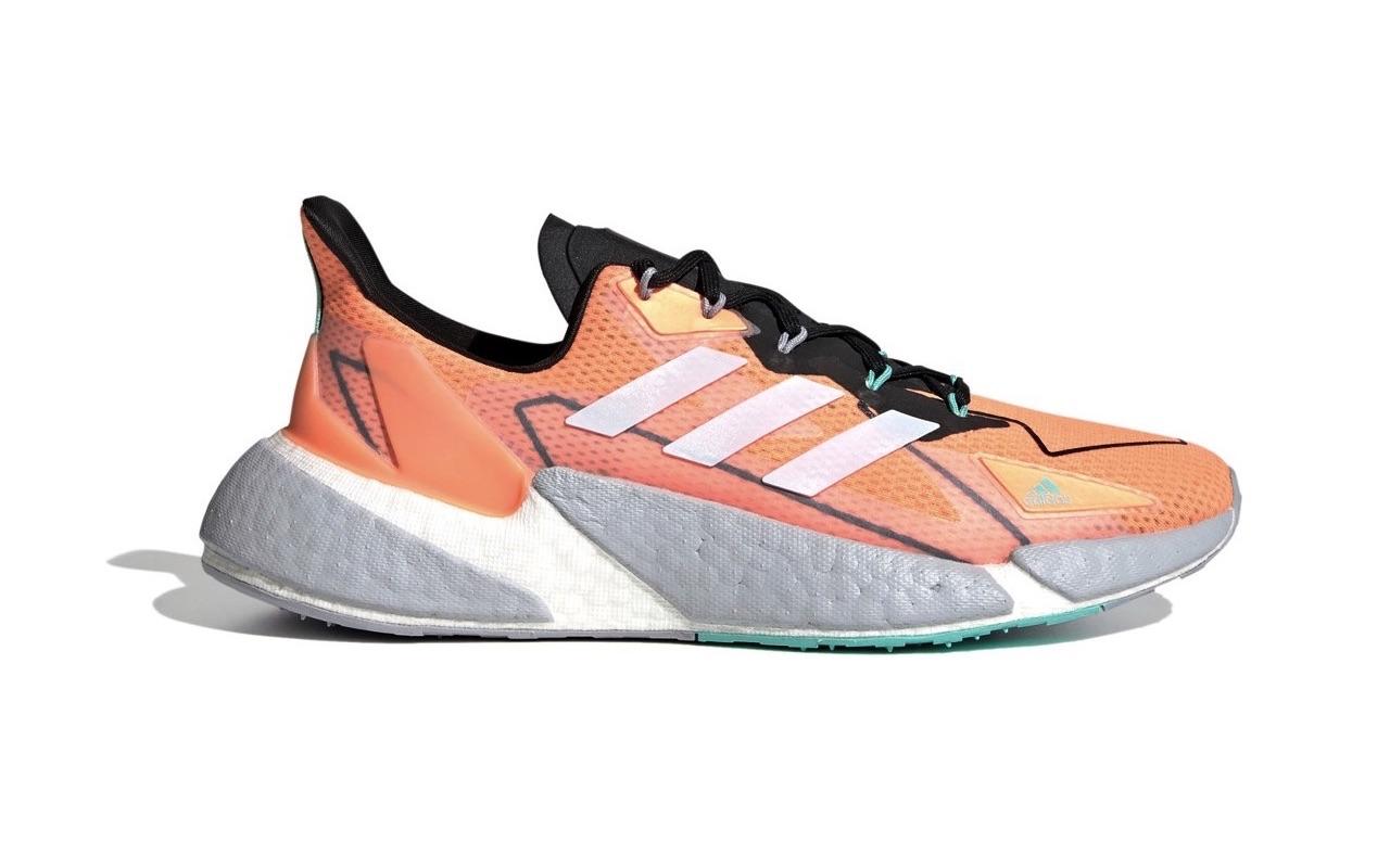 Adidas X9000L4 HEAT.DRY Running Shoes