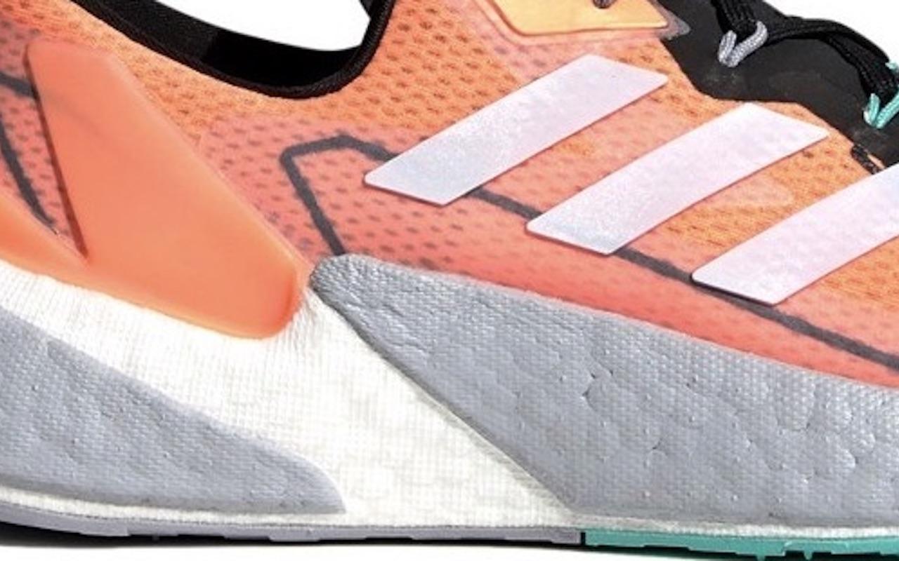Adidas X9000L4 HEAT.DRY Shoes