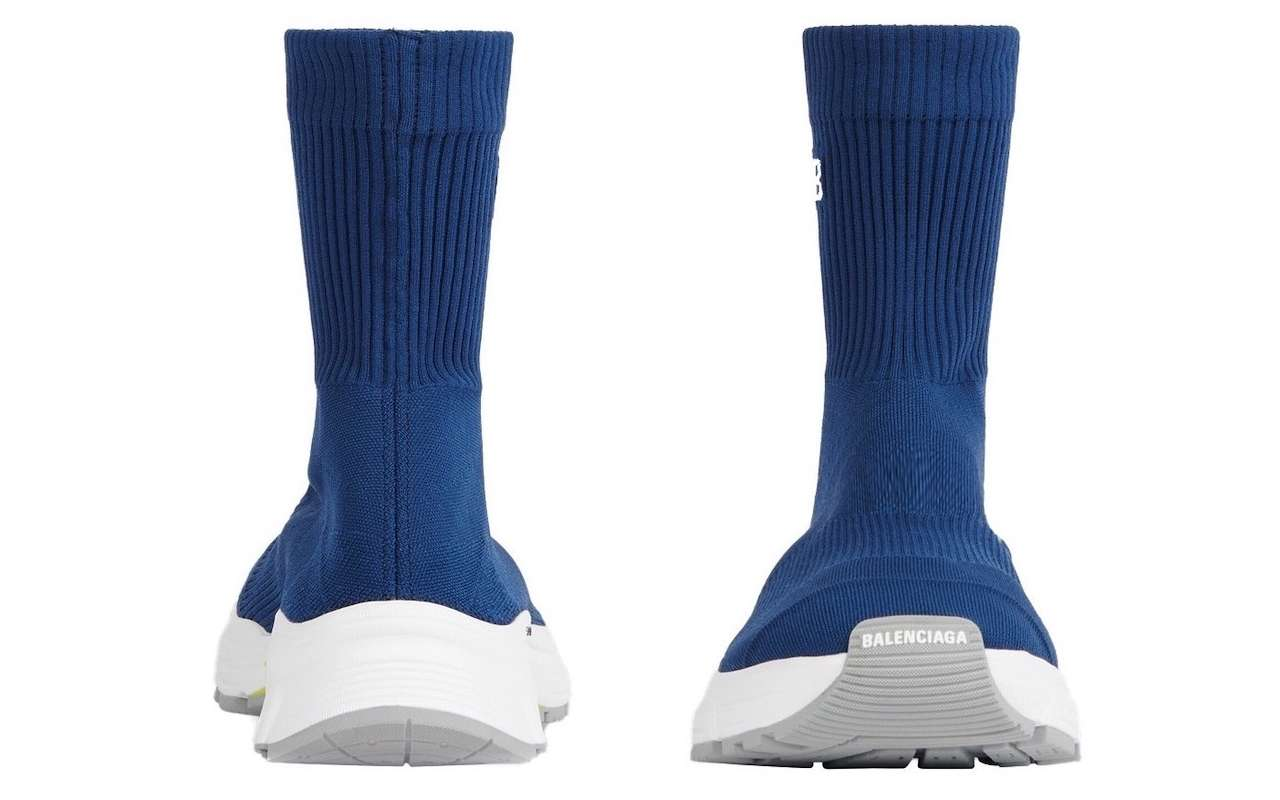 Balenciaga SPEED 3.0 Sneakers Blue Price