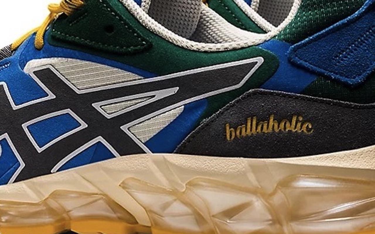Ballaholic ASICS GEL-QUANTUM 180 Release