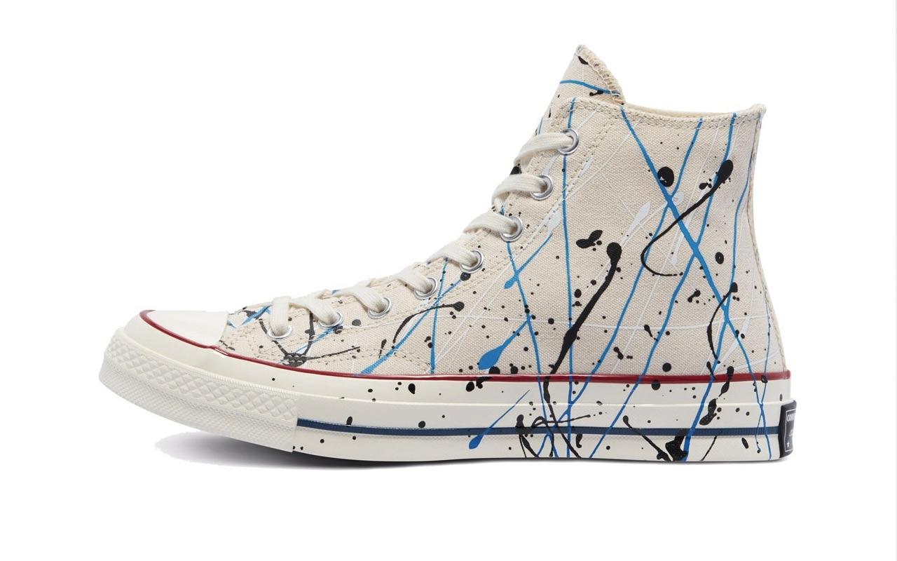 Converse Chuck 70 Archive Paint Splatter White Price