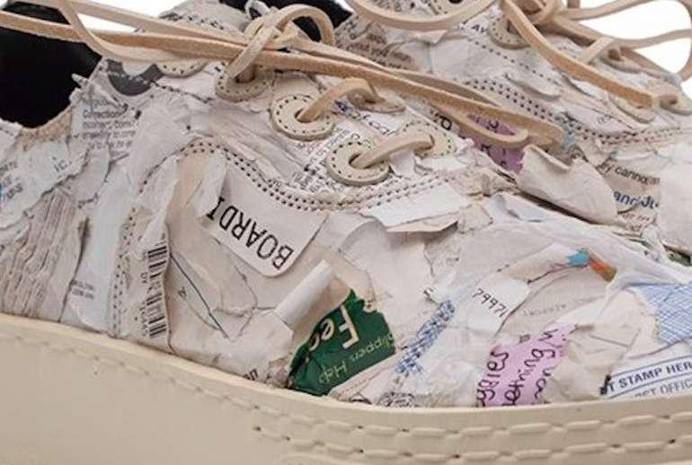 Eric Payne Trash Oxford Shoes
