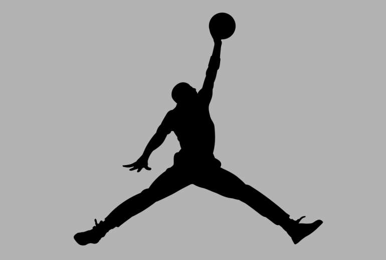 Jordan Pro Strong Logo