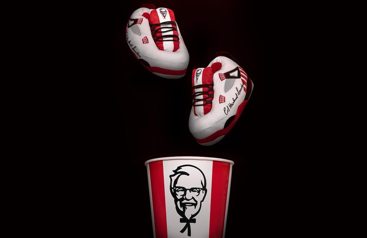 KFC Couchside Kicks Canada