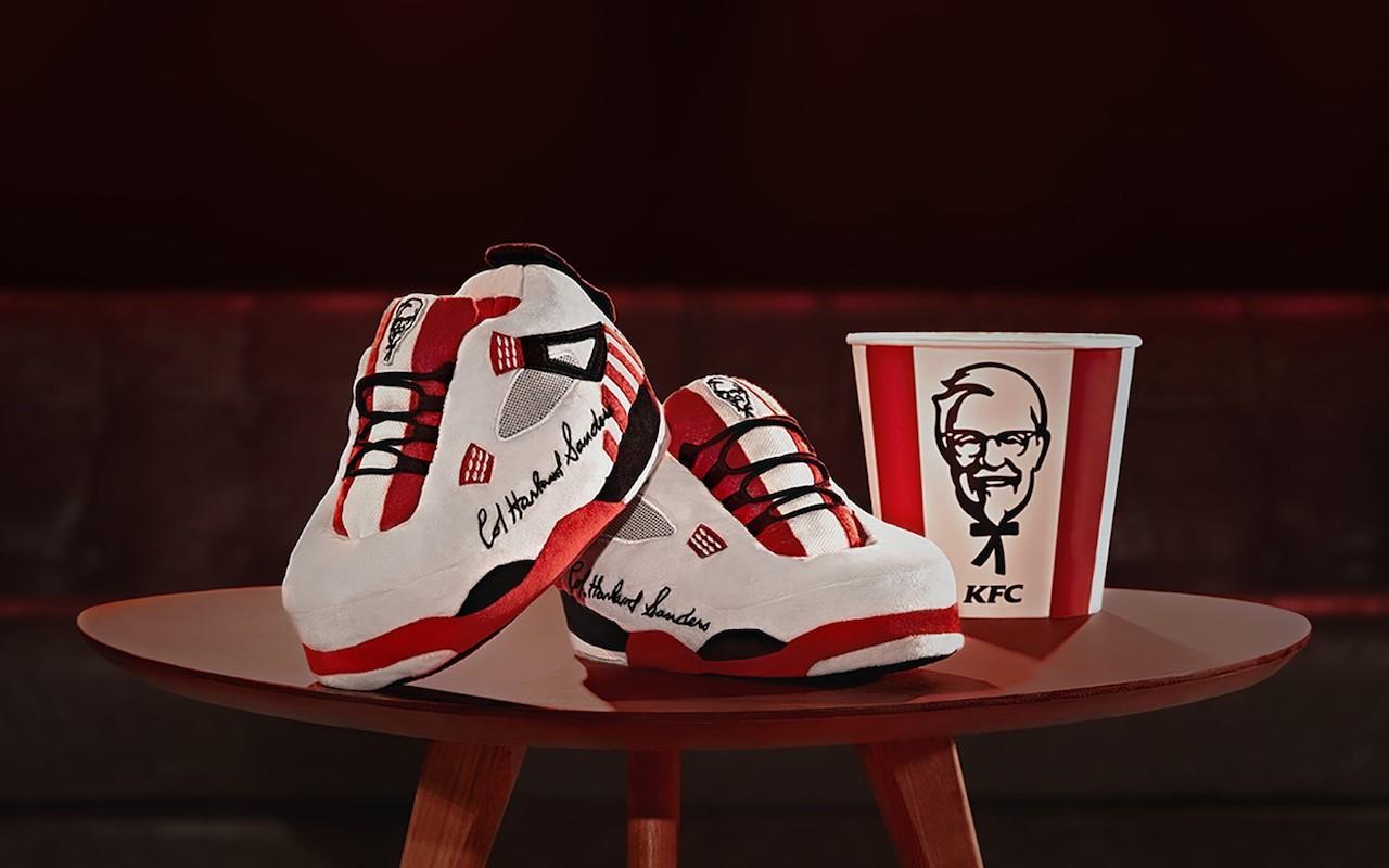 KFC Couchside Kicks