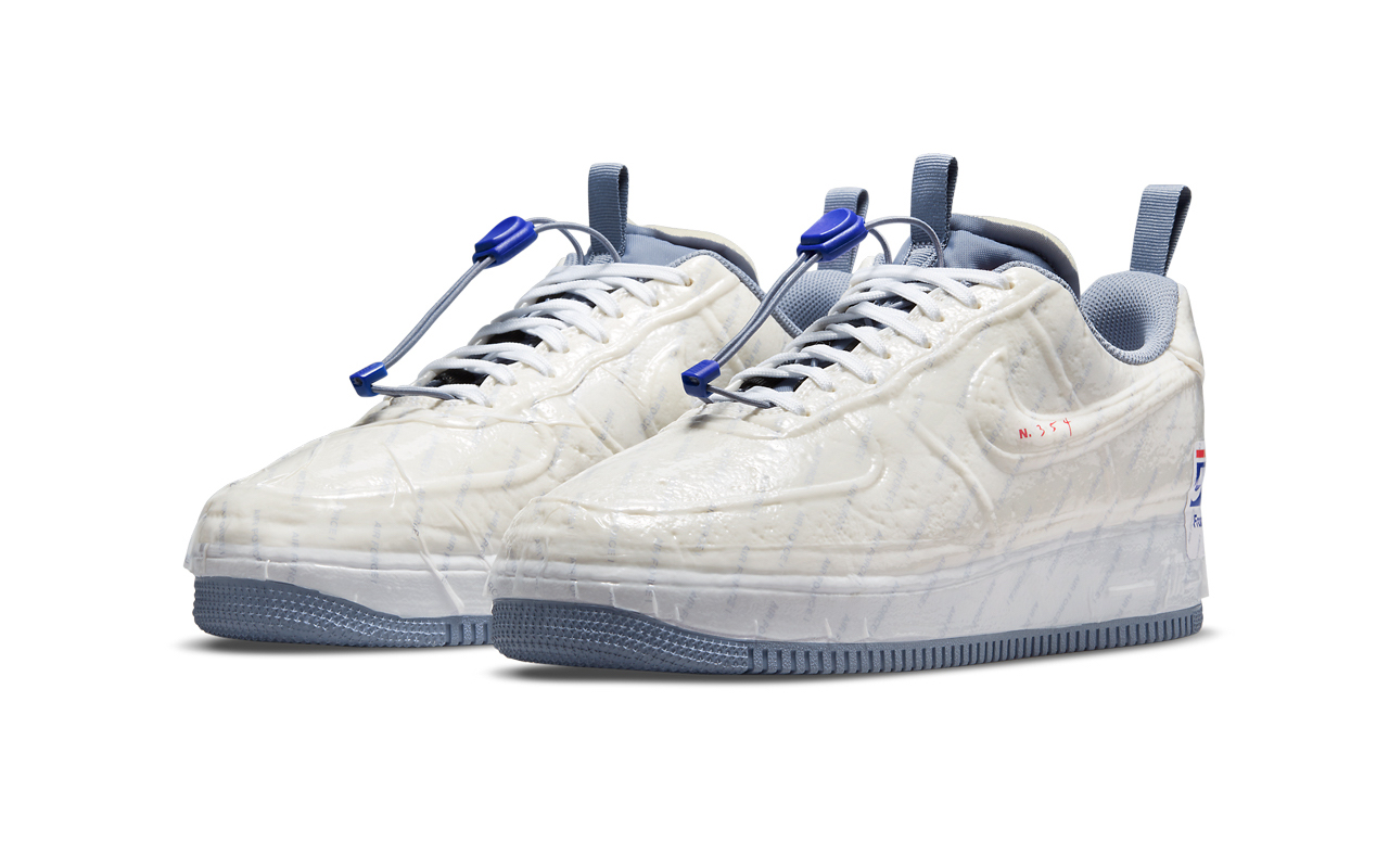 Nike Air Force 1 Experimental USPS Priority Mail Box