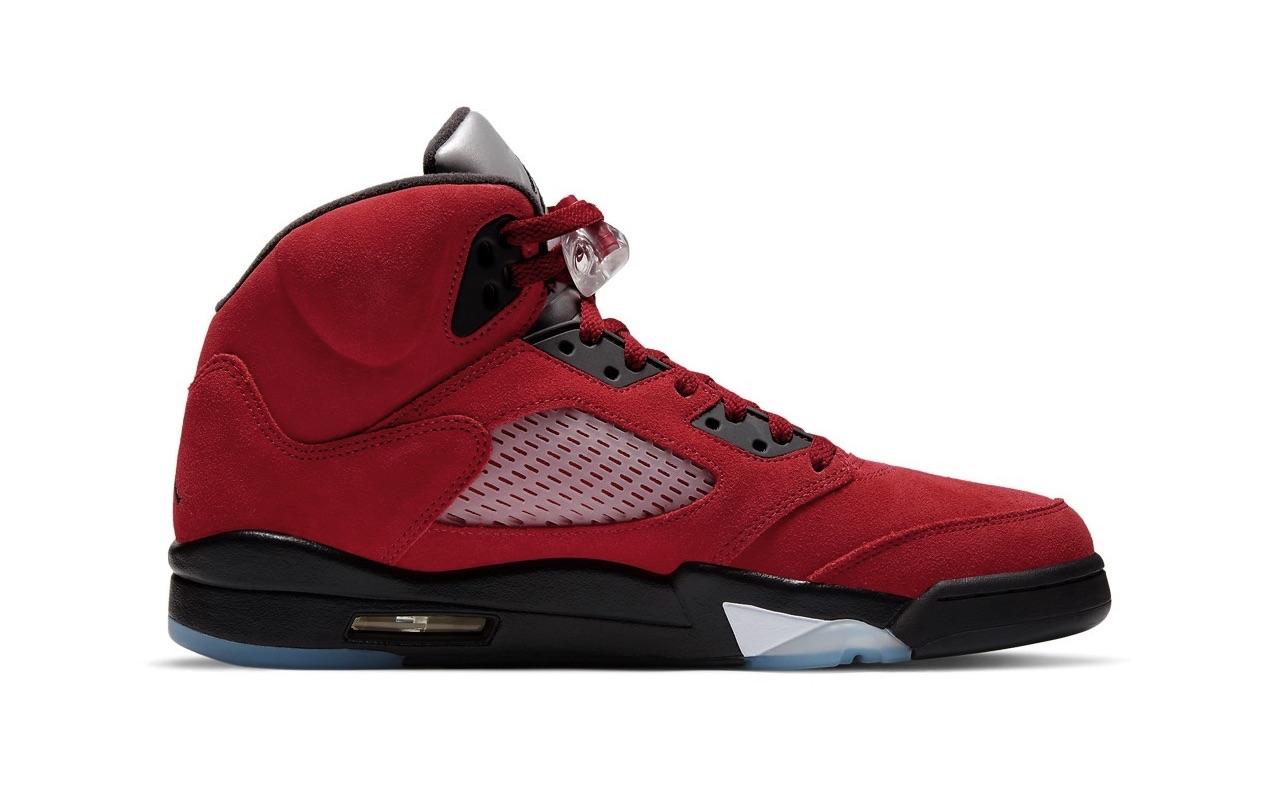 Nike Air Jordan 5 Raging Bull Announcement