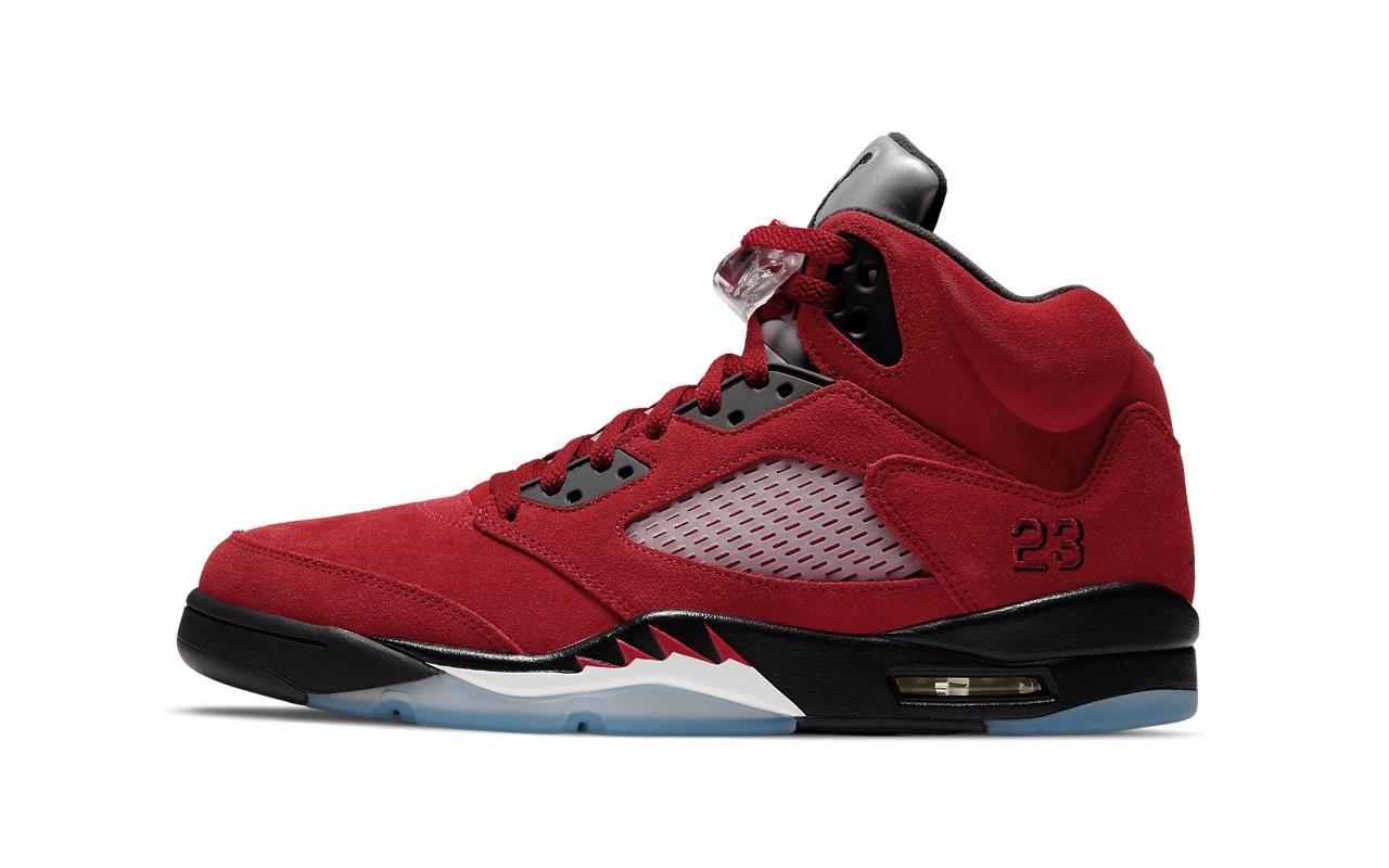 Nike Air Jordan 5 Raging Bull