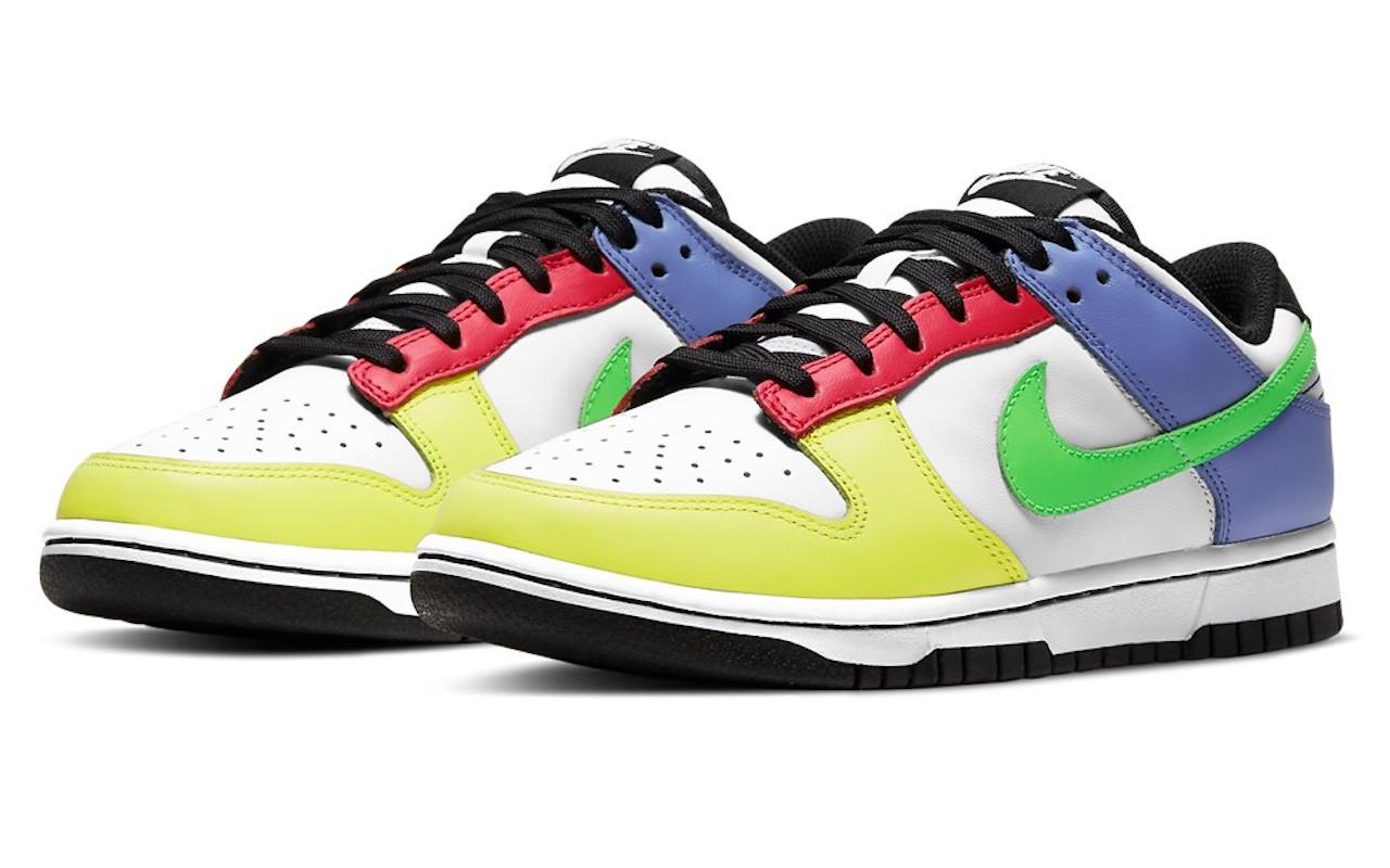 Nike Dunk Low Green Strike Price