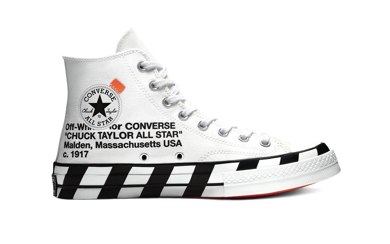 Off-White x Converse Chuck 70 Hi Virgil Abloh Specs