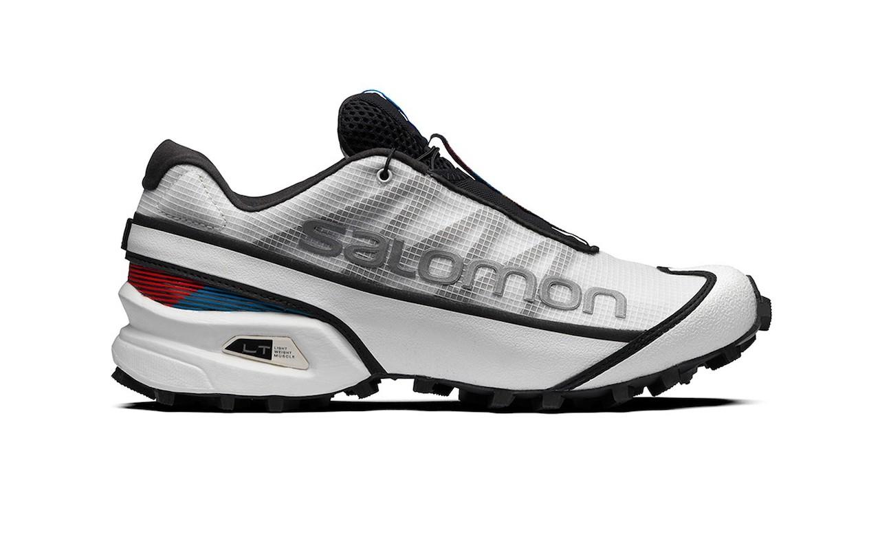 Salomon STREETCROSS Trail Runner Bold Colorway Ebony