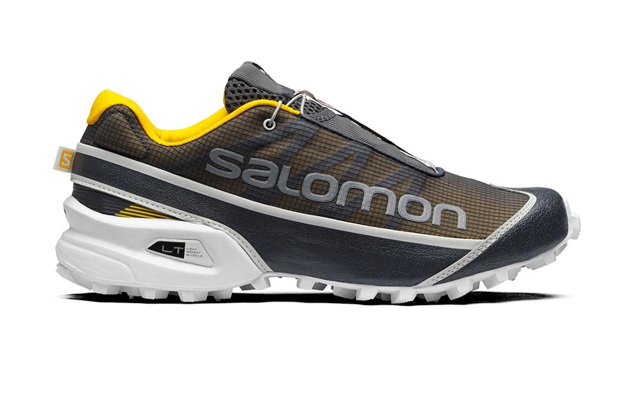 Salomon STREETCROSS Trail Runner Sulphur 2