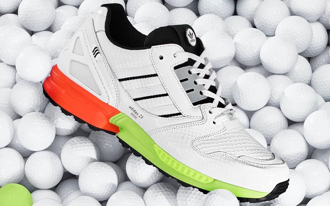 Adidas ZX 8000 Golf Release Date