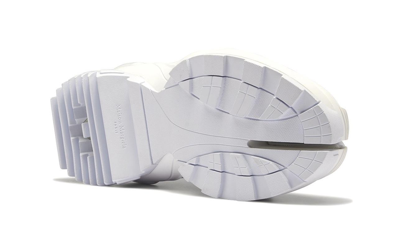 Maison Margiela Reebok Tabi Instapump Fury Oxford White 2