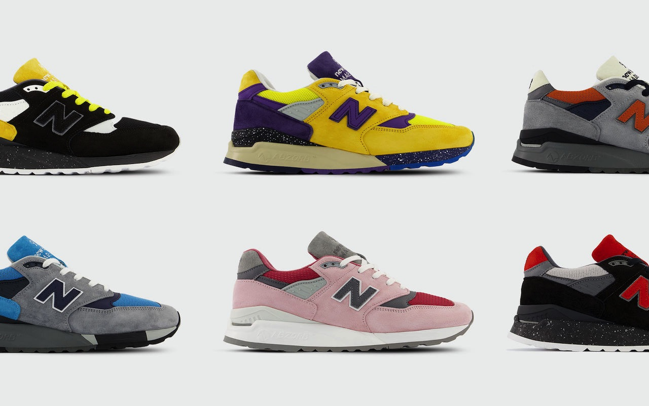 New Balance MADE Responsibly 998 Launch