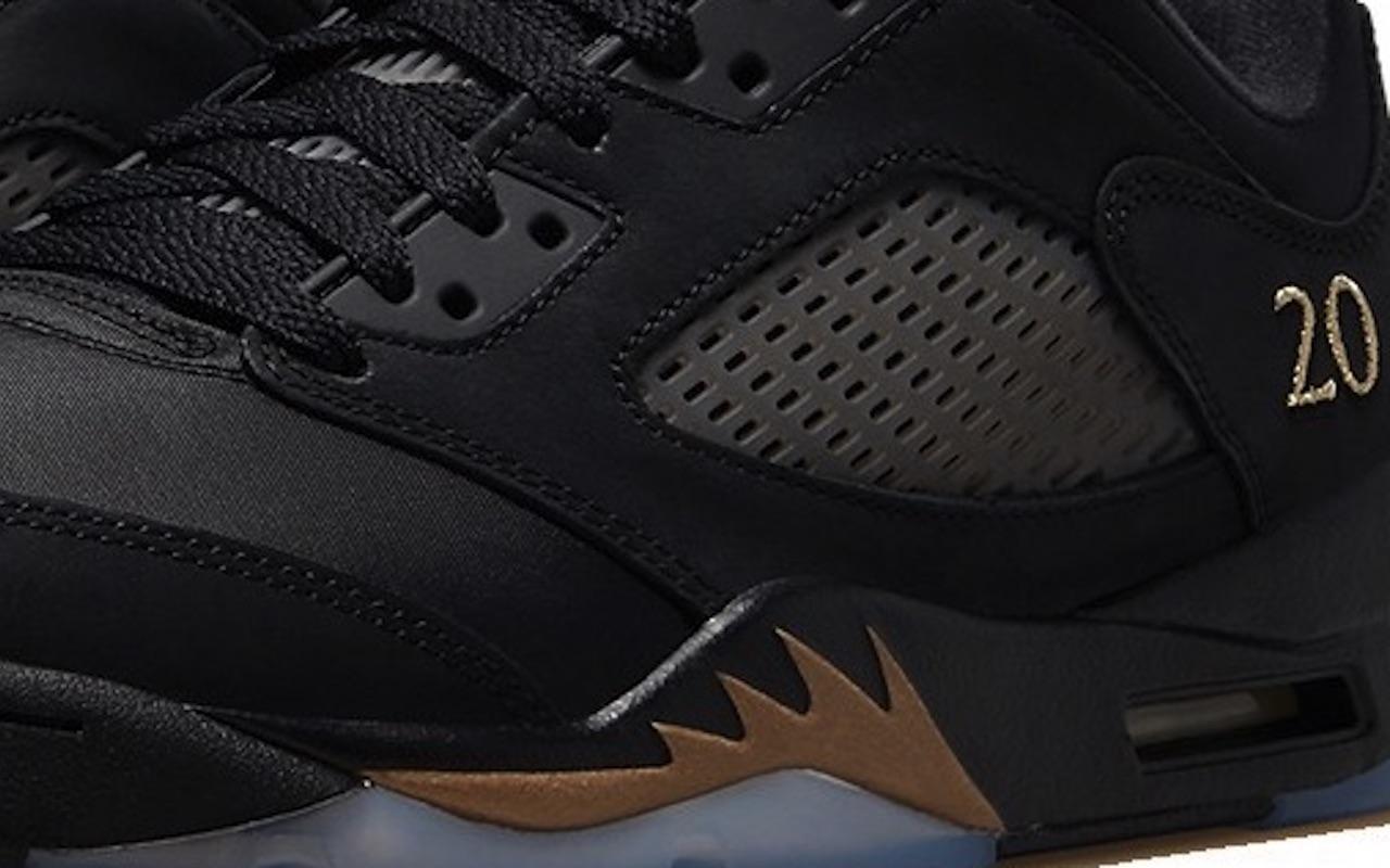 Nike Jordan Brand Air Jordan 5 Low WINGS Class of 2020 2021 Where to Buy