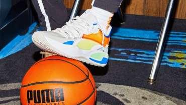 PUMA Hoops Court Rider Launch
