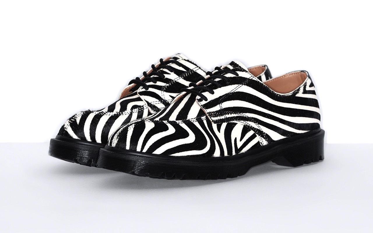 Supreme Dr. Martens Spring Summer 2021 Zebra Price