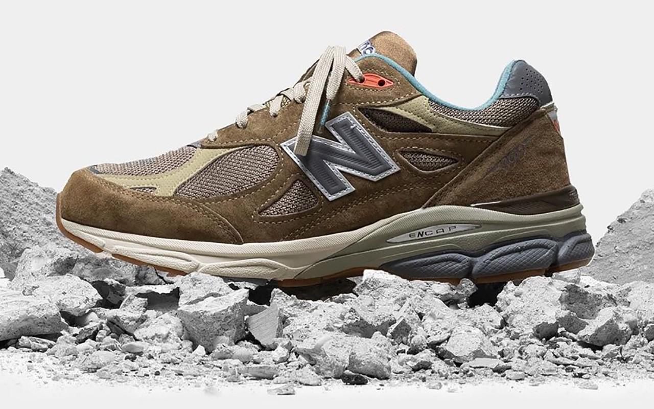 Bodega New Balance 990v3 Collaboration