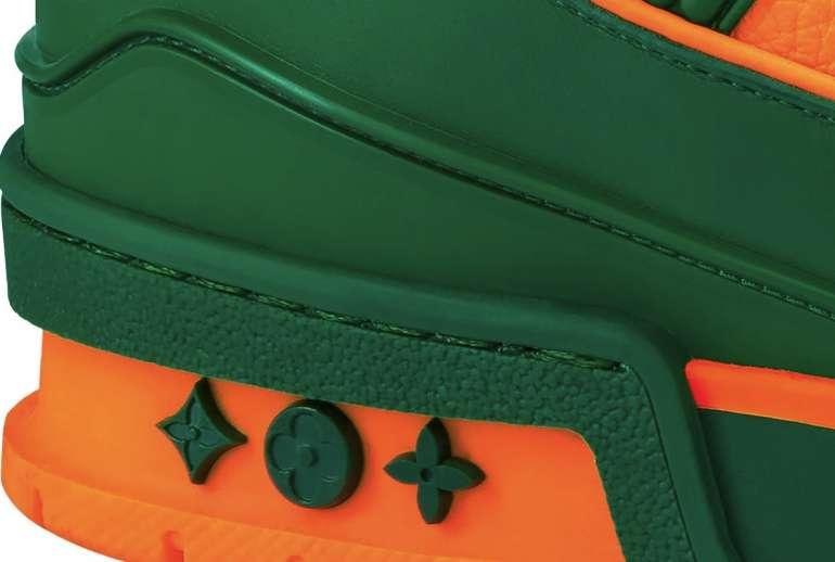 Louis Vuitton LV Trainer Colors