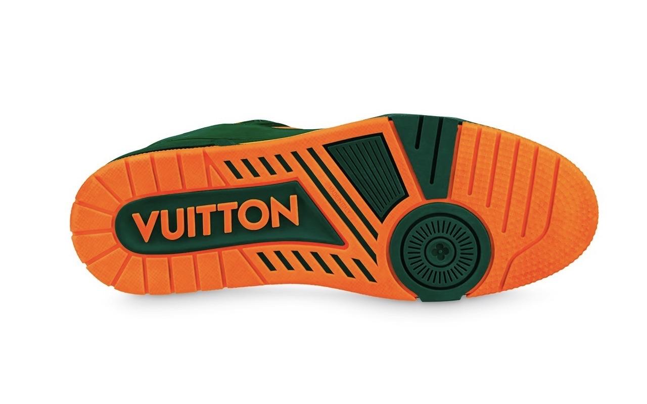 Louis Vuitton LV Trainer Sneaker Style